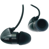 JVC HA-FX300B Bi-Metal Structure Headphone