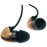 JVC HA-FX300T Bi-Metal Structure Headphone