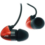 JVC HA-FX300R Bi-Metal Structure Headphone