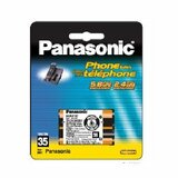 Panasonic Nickel Metal Hydride Cordless Phone Battery - HHRP107A1B