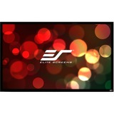 Elite Screens Ez-Frame R100WV1 Fixed Frame Projection Screen