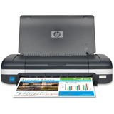 HP Officejet H470 H470B Inkjet Printer - Color - Photo Print - Mobile