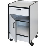 9018-20-927 - Hausmann Drawer and Cabinet Mobile Cart