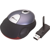 Targus AMW01US Wireless Stow-N-Go Rechargeable Mouse for Notebook