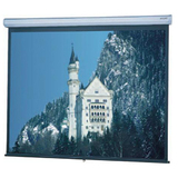 Da-Lite Model C 97215 Manual Projection Screen