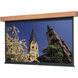 "Da-Lite Designer Manual Manual Projection Screen - 100"" - 4:3 - Ceiling Mount, Wall Mount 96063"