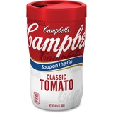 Campbell's Microwaveable Soup at Hand - Microwavable - Classic Tomato - 10.75oz - 8 / Pack