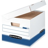 Bankers Box Systematic Storage Box