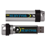 Corsair 32GB Survivor USB 2.0 Flash Drive