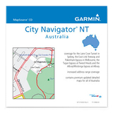 Garmin City GPS Australia NT Digital Map