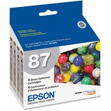 Epson UltraChrome Hi-Gloss 2 Pigment Ink Cartridge - T087020