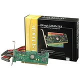 LSI Logic SAS3041X-R 4 Port SAS/SATA RAID Controller