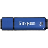 Kingston 8GB DataTraveler Vault Privacy Edition USB 2.0 Flash Drive DTVP/8GB