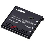 Casio NP-60 Lithium Ion Digital Camera Battery