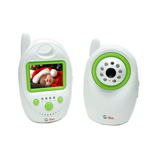 Q-see QSW8209C 2.4GHz Baby Monitoring System