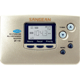Sangean DT-110 Portable AM/FM Stereo Radio