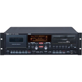 TASCAM CC-222SL CD/Cassette Player/Recorder