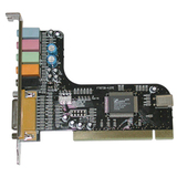 MPT SBT-SP6C 5.1 Channel Sound Card