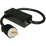Tripp Lite 2FT L5-30P TO L5-20R Power Extension Cable