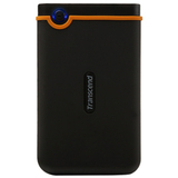 Transcend StoreJet 160 GB External Hard Drive - Retail