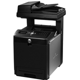 Dell 3115CN Laser Multifunction Printer - Color - Plain Paper Print - Desktop