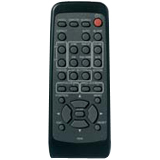 Hitachi HL02482 Remote Control