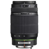 Pentax smc P-DA 55-300mm F4-5.8 ED Auto Focus Telephoto Zoom Lens