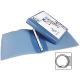 Avery Silhouette View Flexible Binder
