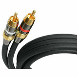 AUDIORCA20 - StarTech.com 20 ft Premium Stereo Audio Cable RCA - M/M