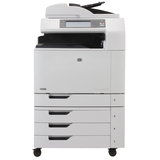 HP LaserJet CM6000 CM6040F Laser Multifunction Printer - Color - Plain Paper Print - Floor Standing Q3939A#BCC