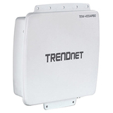 TRENDnet 14dBi Wireless Outdoor PoE Access Point - TEW455APBO