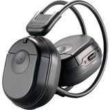 Power Acoustik HP-10S Wireless IR Stereo Headphone - Connectivity: Wireless - Stereo - Over-the-head