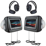 Buy car video players accessories - Power Acoustik HDVD-9 Car Video Player