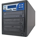 EZdupe MM02PIB 1:2 CD/DVD Duplicator MM02PIB