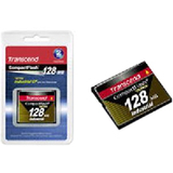 Transcend 128MB Ultra Speed Industrial CompactFlash (CF) Card