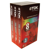 TDK Life on Record VHS Videocassette 38240