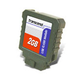 Transcend 2GB USB 2.0 Flash Module (Vertical)