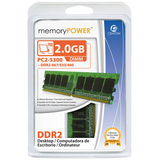 Centon 2GB DDR2 SDRAM Memory Module