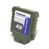 Transcend 4GB USB 2.0 Flash Module (Vertical)