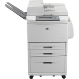HP LaserJet 9000 M9050 Laser Multifunction Printer - Monochrome - Plain Paper Print - Floor Standing