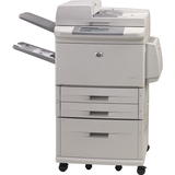 HP LaserJet 9000 M9040 Laser Multifunction Printer - Monochrome - Plain Paper Print - Floor Standing