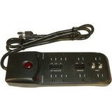 GoldX PlusSeries 8 Outlet Surge Suppressor
