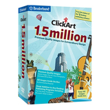 Encore ClickArt 1.5 Million 2008