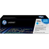 HP 125A (CB541A) Cyan Original LaserJet Toner Cartridge CB541A