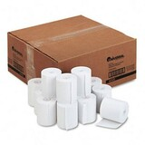 "1-Ply Cash Register/Point of Sale Roll, 16 lb, 1/2"" Core, 3"" x 165 ft, 50/Carton  MPN:42300"