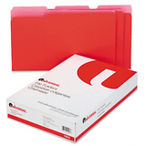 Universal Office 10523 Top Tab File Folder
