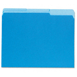 Universal Office 12301 Top Tab File Folder