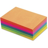 TOPS Fluorescent Memo Sheets