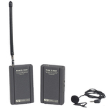 AmpliVox S1600 Wireless Leapel Microphone System Kit