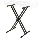 Ultimate Support Systems IQ Series-2000 Smart X-Style Keyboard Stand with Memory Lock